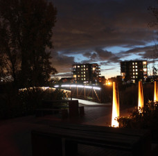 Ruisseau de feu